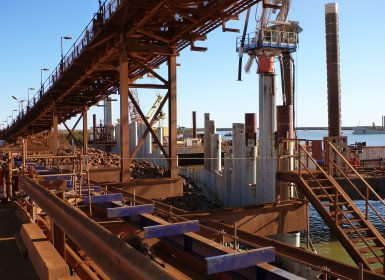Marine Construction Australia | TAMS Group