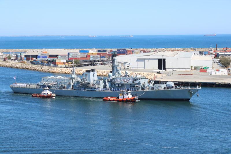 Harbour Tug Services Australia | TAMS Group - Marine