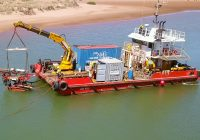 Subsea Core Drill Rig