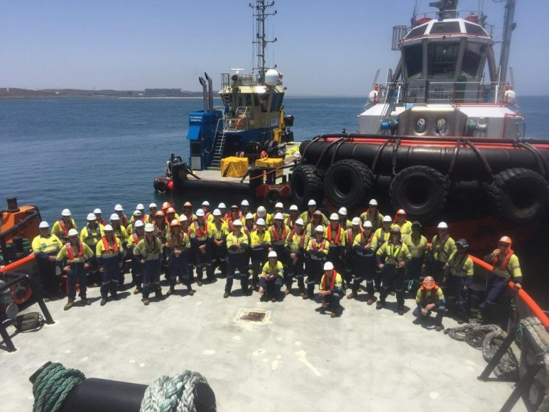 Marine Services Jobs - Employment with TAMS Group WA
