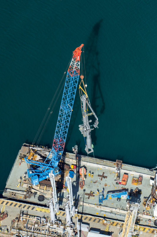 Marine Loading Arm Installation - Tams Group